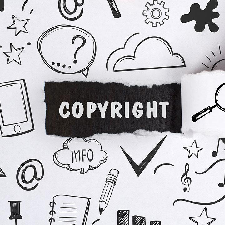 著作権・商標権について
