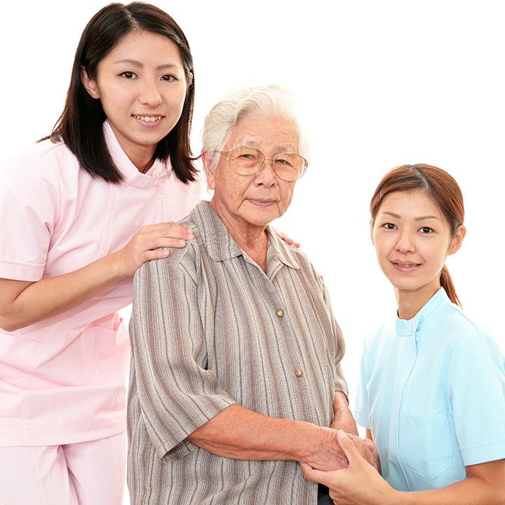 介護助手の仕事内容